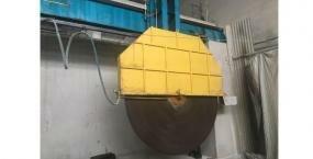 порезочный камнерезный станок с пилой 3000 мм